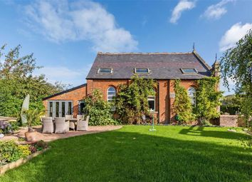 Thumbnail 4 bed country house for sale in High Street, Bishopstone, Wiltshire