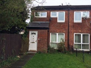 Thumbnail 3 bedroom end terrace house for sale in Carr Close, Liverpool, Merseyside