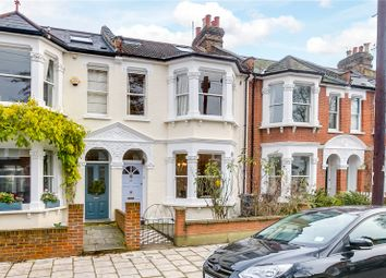 5 bed terraced house for sale in Whitehall Gardens, Chiswick, London W4