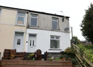 Thumbnail 3 bed end terrace house for sale in Gellifaelog Terrace, Merthyr Tydfil