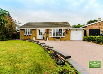Thumbnail 2 bed detached bungalow for sale in Friezland Lane, Brownhills