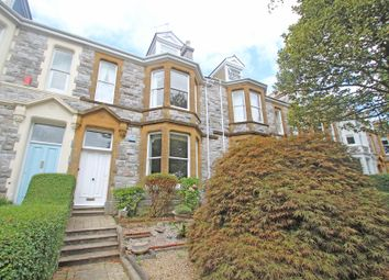 Thumbnail 5 bedroom terraced house for sale in Whiteford Road, Mannamead, Plymouth