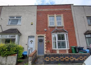 Thumbnail 2 bed terraced house for sale in Gadshill Road, Bristol