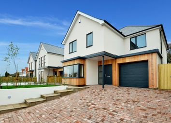 Thumbnail 4 bed detached house for sale in Percy Avenue, Kingsgate, Broadstairs