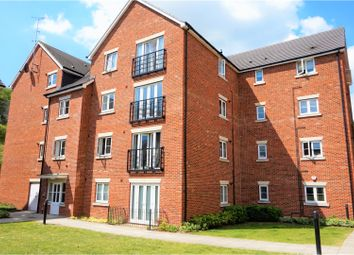 Thumbnail 2 bed flat for sale in Sealand Drive, Rochester