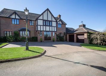 Thumbnail 5 bed detached house for sale in Fairway Rise, Kenilworth