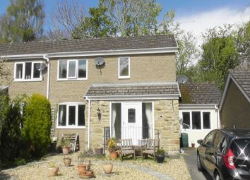 Thumbnail 3 bed semi-detached house for sale in Craneshaugh Close, Hexham