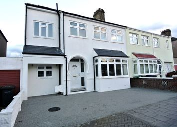 Thumbnail 6 bed semi-detached house for sale in Chudleigh Road, Brockley
