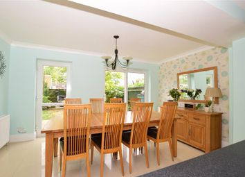 Thumbnail 4 bed terraced house for sale in Manor Forstal, New Ash Green, Longfield, Kent