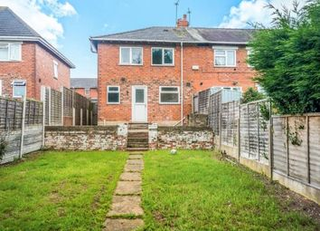 Thumbnail 3 bedroom end terrace house for sale in Talke Road, Delves, Walsall, West Midlands