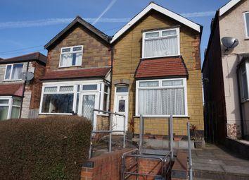 Thumbnail 3 bed semi-detached house for sale in Reservoir Road, Erdington, Birmingham