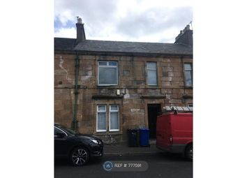 Thumbnail 1 bed flat to rent in Springvale Street, Saltcoats