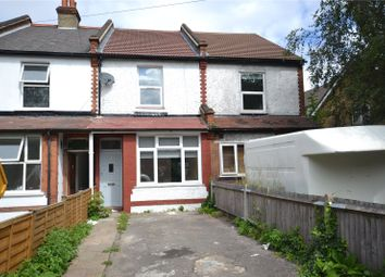 Thumbnail 3 bed terraced house for sale in Church Road, Mitcham