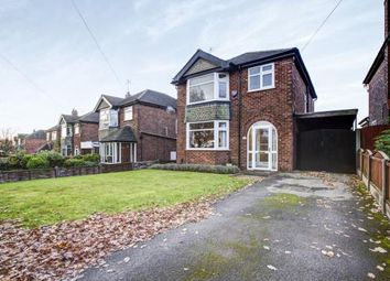 Thumbnail 3 bedroom detached house for sale in Mill Lane, Hazel Grove, Stockport, Cheshire