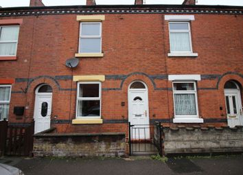 Thumbnail 3 bed terraced house for sale in Southbank Street, Leek, Staffordshire