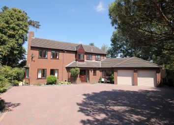 Thumbnail 5 bed detached house for sale in Ashby Park, Daventry