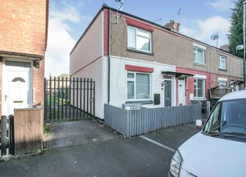 Thumbnail 2 bed end terrace house for sale in Ivor Road, Coventry, West Midlands