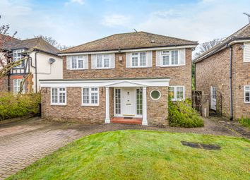 Thumbnail 4 bed detached house for sale in Highfield Road, Chislehurst, Kent