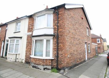 Thumbnail 3 bed end terrace house for sale in Bedford Street, Darlington, County Durham