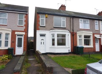 Thumbnail 2 bedroom end terrace house to rent in Chesterton Road, Coventry