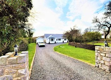 Thumbnail 3 bed detached bungalow for sale in Plas Llwyd, Cerrigman, Penysarn