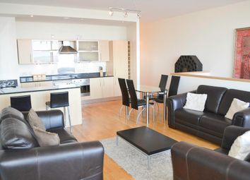 Thumbnail 3 bed flat to rent in Penthouse, 55 Degrees North, Newcastle City Centre