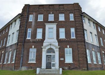 Thumbnail 2 bed flat for sale in Palm Bay Avenue, Cliftonville, Margate