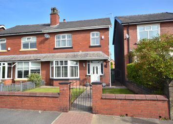 Thumbnail 3 bed semi-detached house for sale in Radcliffe New Road, Whitefield, Manchester