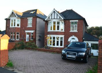 Thumbnail 4 bed detached house for sale in Chepstow Road, Newport