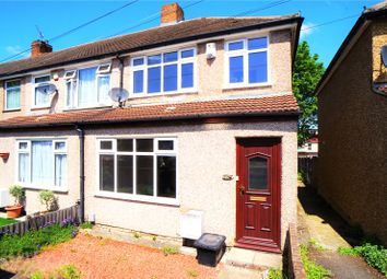 Thumbnail 3 bed end terrace house to rent in Lavinia Road, Dartford, Kent