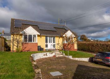 Thumbnail 2 bed detached bungalow for sale in Morchard Bishop, Crediton