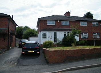 Thumbnail 3 bed property to rent in Golden Hillock Road, Netherton, Dudley