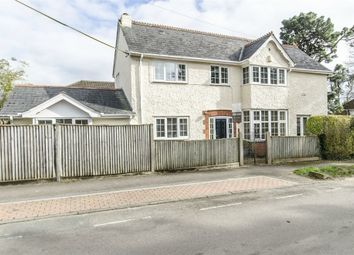 Thumbnail 4 bed detached house for sale in St Marys Road, Old Bishopstoke, Eastleigh, Hampshire