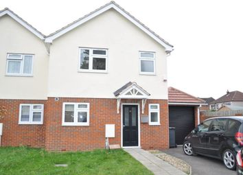 Thumbnail 3 bed property to rent in Abbots Close, Rainham