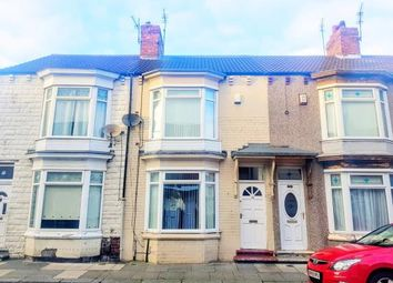 Thumbnail 3 bed terraced house for sale in Thornton Street, Middlesbrough