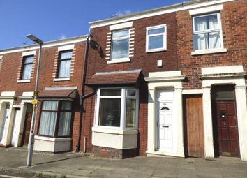 Thumbnail 3 bed terraced house for sale in Wellington Street, Preston, Lancashire
