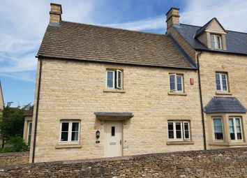 Thumbnail 4 bedroom end terrace house to rent in Blackberry Walk, London Road, Cirencester