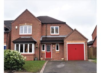 Thumbnail 4 bed detached house for sale in Poplars Way, Mansfield