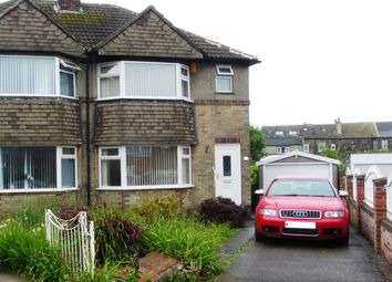 Thumbnail 3 bed property to rent in Hallbank Close, Bradford