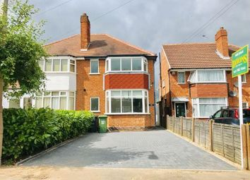 Thumbnail 3 bedroom semi-detached house for sale in Orchard Avenue, Solihull, West Midlands
