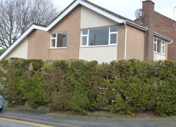 Thumbnail 1 bed detached house to rent in Manor Court Street, Penkhull, Stoke On Trent