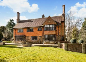 Thumbnail 5 bed detached house for sale in Portley Wood Road, Whyteleafe, Surrey