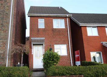 3 bed detached house for sale in Upper Brynhyfryd Terrace, Senghenydd, Caerphilly CF83