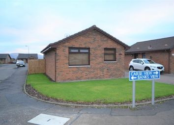 Thumbnail 2 bed detached bungalow to rent in Carse View, Airth