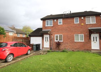 Thumbnail 2 bedroom semi-detached house for sale in Lea Park Vale, Leeds