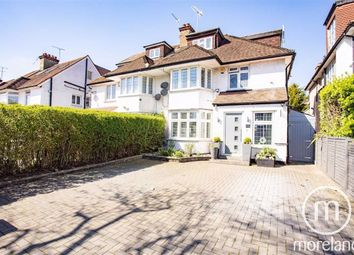 Thumbnail 4 bed semi-detached house for sale in The Vale, Golders Green