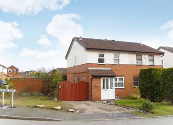 Thumbnail 3 bed semi-detached house to rent in 12 Hoskens Close, Dawley, Telford