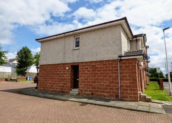 Thumbnail 2 bedroom flat for sale in Hozier Street, Carluke
