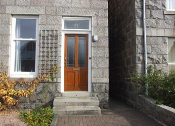 Thumbnail 3 bed flat to rent in Forbesfield Road, Aberdeen