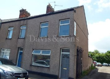 Thumbnail 3 bed end terrace house to rent in Prince Street, Maindee, Newport.